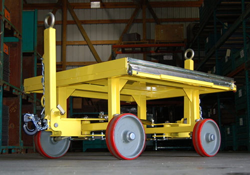 Quad Steer Bi Directional Cart