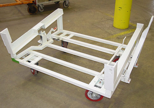 Eurodolly 4-way Cart