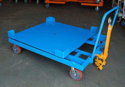 Topper 4 Wheel Rotate Cart