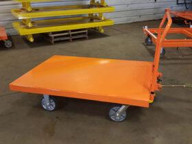 Topper 4 Wheel Static Cart