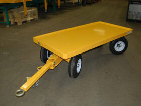 Topper Quad Steer Cart/Trolley