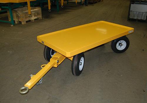 Topper Quad Steer Cart/Trolley