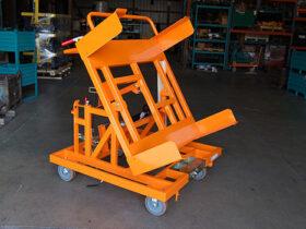 60 degree Tilt Cart