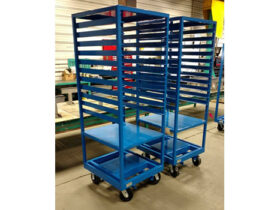 Heavy Duty Multi-Shelf Carts