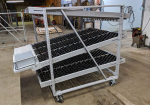 LINEFlow™ Racking System by Track Systems