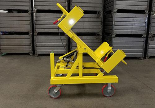 45 Degree Tilt Cart